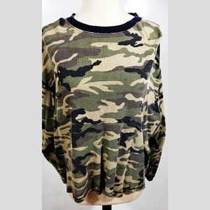 Thermal Camouflage Shirt size L